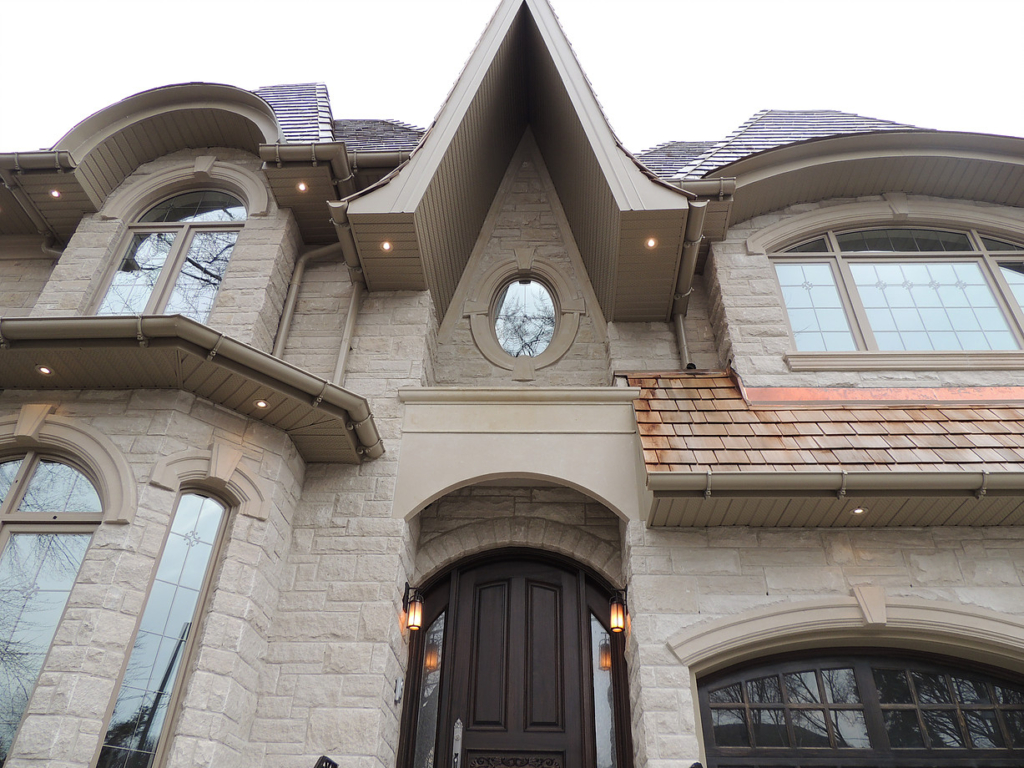 Spectrum Group Canada custom home